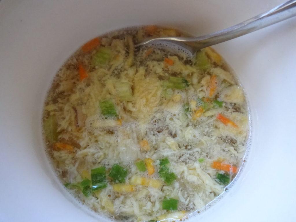コープ 生姜たまごスープ