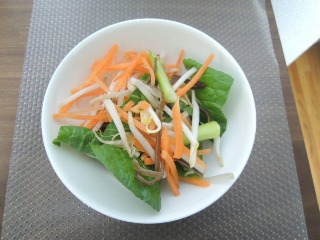 セブンミール野菜と食べる牛焼肉