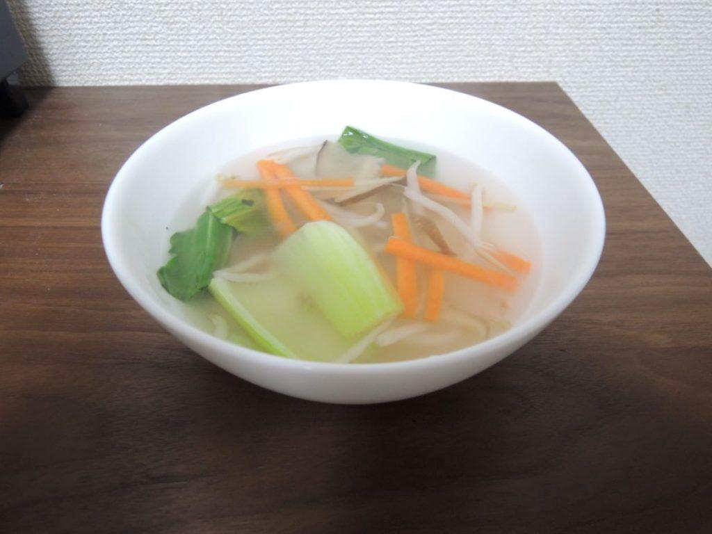 セブンミール海鮮八宝菜
