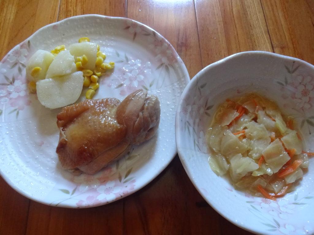 わんまいる国産鶏の照り焼きセット